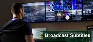 Broadcast-Subtitle-Services