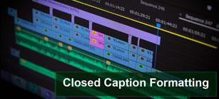 Closed-Caption-Formatting