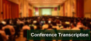 Conference-Transcription