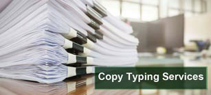 Copy-Typing-Services