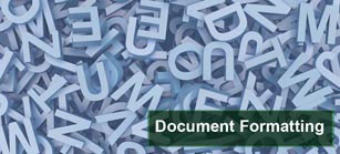 Document-Formatting