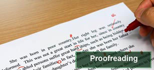 Proofreading-services