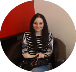 Meet the team - Alice Peters