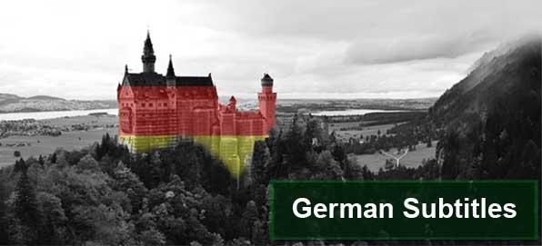 German Subtitling, Closed Captioning, Transcription and Translation