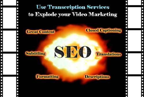 Video Transcription Services and Subtitling for SEO