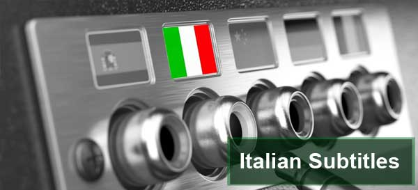 Italian Subtitle Services