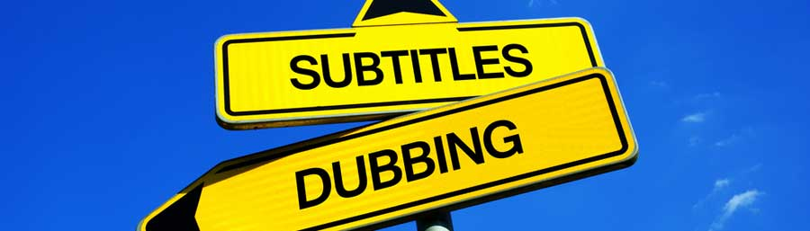 Foreign Subtitling and Dubbing for Video Translation