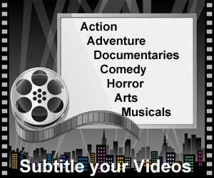 Subtitling your Videos