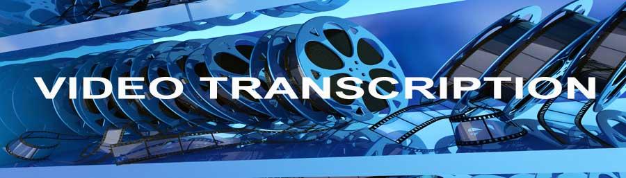 video transcription company